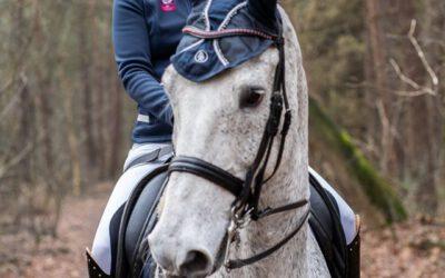 Mooi stuk over ons lid Claire Overweg -Gailbrath !